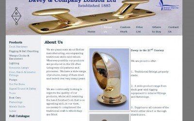 Davey & Co London Ltd
