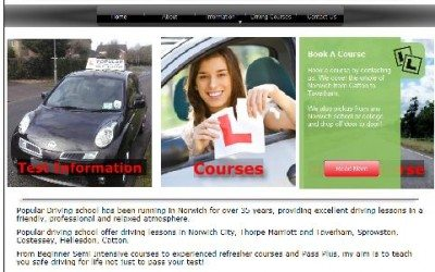 Popular Driving School