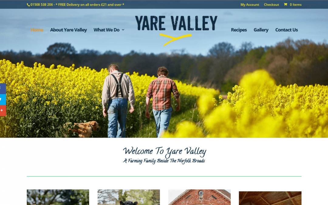 Yare Valley